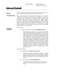 Construction Superintendent Resume Templates Show A Resume Sample Some Examples Nanny Resume Sample Writing