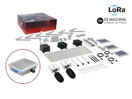 the iot marketplace libelium exm lorawan noise analytics solution