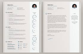 simple ideas pretty resume template breathtaking 50 creative