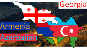 Facts About Georgia State Flag Flag Maps Armenia Azerbajian And Georgia Youtube