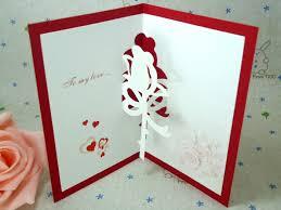 top 10 handmade pop up greeting cards