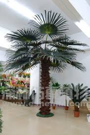 outdoor indoor big palm tree artificial tree large for sale