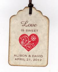 labels for wedding favors favor labels and tag ideas wedding favors photos evermine labels