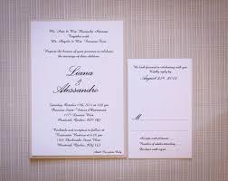 Wedding Invitations Montreal Formal Wedding Invitationformal Wedding Invitations Formal