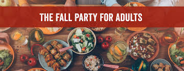 party for adults the grown up fall party
