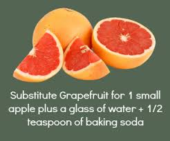 Substitution For Cottage Cheese by The Military Diet Substitutions And Swaps List Must I Eat Grapefruit