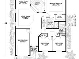 House Plan Small Block Homes Concrete House Plans Picture Note