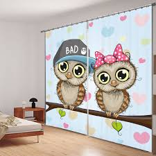 Owl Kitchen Curtains by Online Get Cheap Kids Beaded Curtains Aliexpress Com Alibaba Group