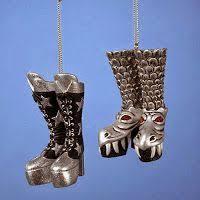 rock n roll ornaments ac dc ozzy grateful dead