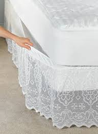 Bed Valance Wrap 71 Best Bed Skirts Images On Pinterest Bed Skirts Bed Linens