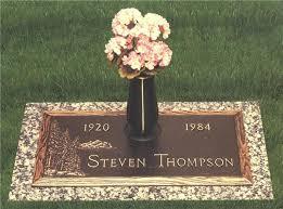 bronze grave markers single bronze grave markers schott monument company