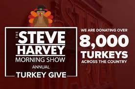 the annual shms thanksgiving turkey giveaway 95 7 r b fm