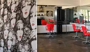 Home Hair Salon Decorating Ideas 1000 Images About My Hair Design Salon On Pinterest Equipment
