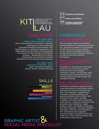 Art Director Resume Creative Resume Ideas Graphic Design Resume For Your Job Application