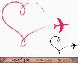 aereo clipart clipart clipart di aereo invito a nozze cuore