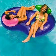 siege de piscine gonflable fauteuil gonflable piscine