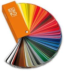 color chart wikipedia