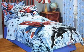 Spiderman Comforter Set Full Spiderman Bedding Spiderman Parker Single Rotary Duvet Cover And
