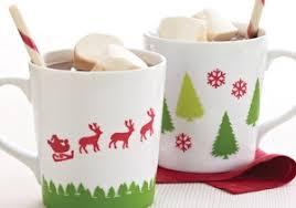 christmas mug martha stewart christmas mugs favecrafts