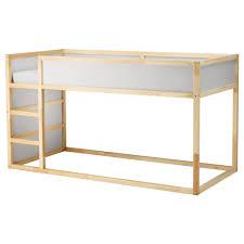 KURA Reversible Bed IKEA - Ikea wood bunk bed