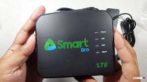 smart bro prepaid lte home wifi router unboxing youtube