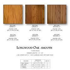 longwood oak smooth meritage hardwood flooring