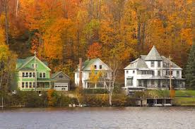 fall foliage small towns america leaf peeping destinations