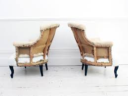 Antique French Armchairs Pair Of Large Antique Napoleon Iii French Armchairs U2013 Streett Marburg
