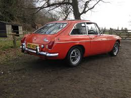 Country Classic Cars - 1973 mgb gt country classic cars