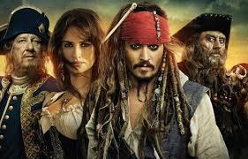 pirates caribbean movies order