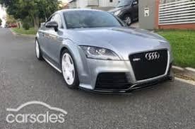 audi tt rs manual used audi tt rs cars for sale in australia carsales com au