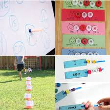 Room Dolch Word Games - 27 awesome sight word activities the letters of literacy