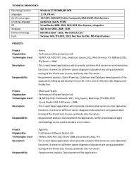 sql resumes software oracle plsql developer resume raji html web