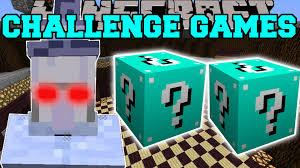 Challenge Minecraft Minecraft Witch Challenge Lucky Block Mod Modded