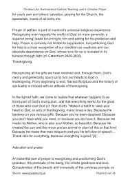 christian part 4 christian prayer