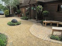 Pea Gravel Front Yard - the 25 best outdoor seating areas ideas on pinterest garden