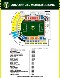 Mls Teams Map Portland Timbers Seating Map Portland Timbers