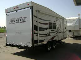 freestyle toy hauler model 281