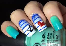 nail polish wars sea worthy
