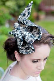 lace fascinator lace abstract fascinator summer 2012 vale