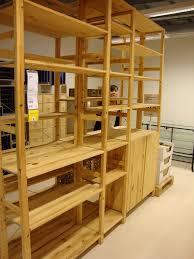 furniture u0026 furnishing pine ikea ivar shelving with tag simple