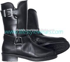 red motorcycle boots funky motorcycle boots mens leather riding