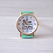 gift for women christmas gift follow your dreams quotes