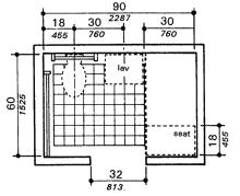 bathroom design dimensions minimum bathroom dimensions interior design ideas