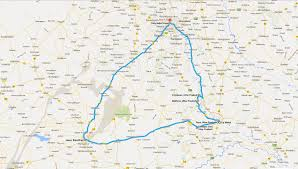 Agra India Map by Truly India Travel Welcome To Colorful India