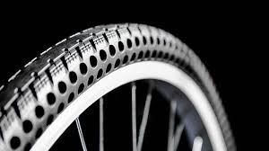 pneu sans chambre a air évacuer sans crever le pneu à trous nopanic