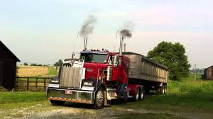 Kenworth W900 Start Up Youtube