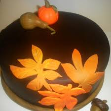 fondant turkey unforgettable edibles