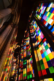 Windows Of Light Cologne Cathedral Pixelated 2007 Design Of Gerhart Richter U0027s