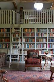 Home Library Design Uk At Home Well Read Barn Converted Barn And Stone Cottages